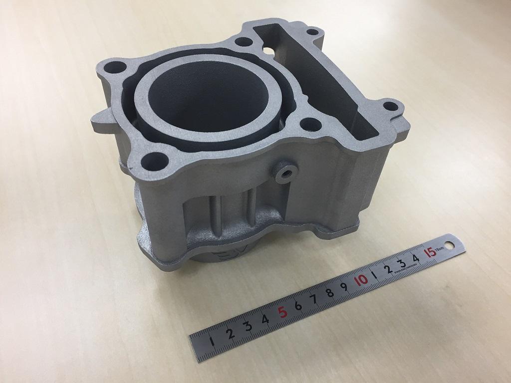 金属3Dプリンタ